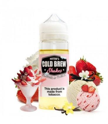 Strawberry & Cream 100ml Nitro´s Cold Brew