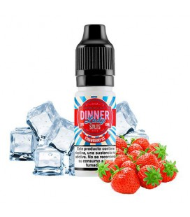 Dinner Lady Salts Strawberry Ice 20mg 10ml