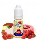Aroma Flan de Fresas - La Lecheria Vape 10ml