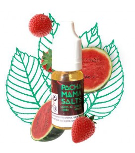 Pachamama Salts Strawberry Watermelon 20mg 10ml