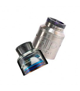 Trinity Glass Competition Glass Cap For KALI V2