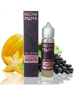 Pachamama Subohm Starfruit Grape 50ml