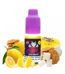 Sweet Lemon Pie Vampire Vape 10ml
