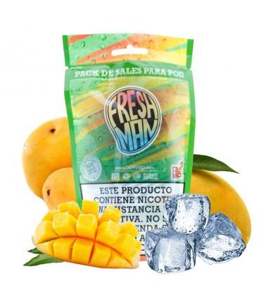 Pack Fresh Man + NikoVaps Oil4Vap Sales 30ml