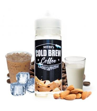 Almond Capuccino 100ml Nitro's Cold Brew