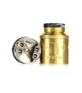 Kali RDA/RSA V2 Brass Edition QP Design