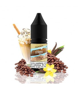 Frappe Salt Vanilla Latte Cold Brew 10ml