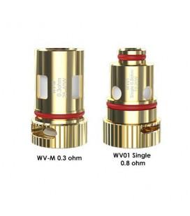 Resistencia Wismec R80 Coil (Venta unitaria)