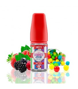 Aroma Dinner Lady Sweets Sweet Fruits 30ml