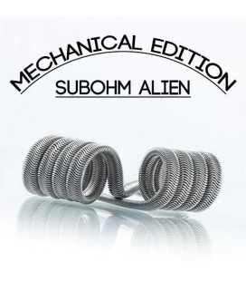 Charro Coils Mechanical Edition SubOhm Alien 26/36