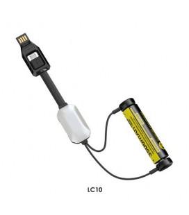Cargador Portatil Nitecore LC Series Charger