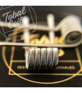 Erizo Fused 0´14ohm - Tobal Coils