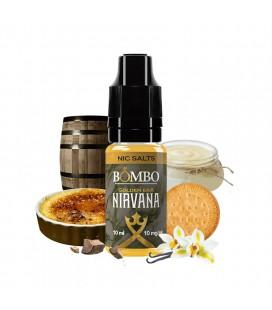 Nirvana 10ml Golden Era Nic Salts Bombo