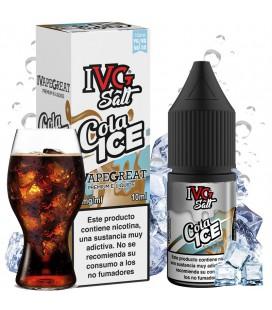 I VG Salt Cola Ice 10ml