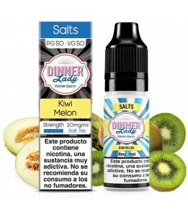 Dinner Lady Salts Kiwi Melon 10ml