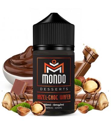Hazel-Choc Wafer 50ml Mondo E-liquids