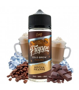 Mocha Frappe 100ml Frappe Cold Brew