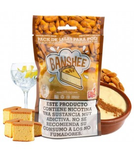 Pack Banshee + NikoVaps Oil4Vap Sales