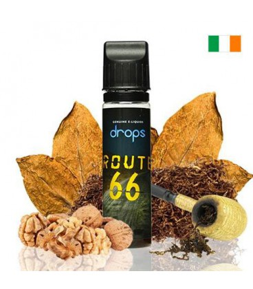 Drops E-Liquids Route 66 50ml