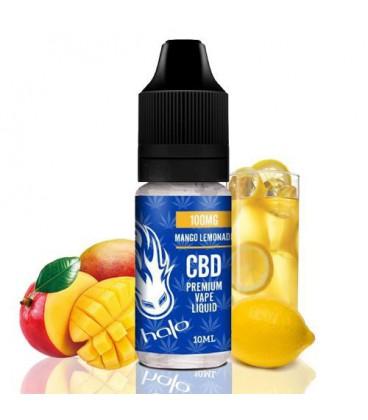 CBD Halo Mango Lemonade 100mg e-liquid 10ml