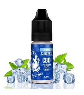 CBD Halo Subzero 100mg e-liquid 10ml