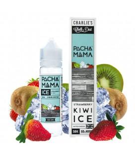 Strawberry Kiwi Ice Pachamama 50ml