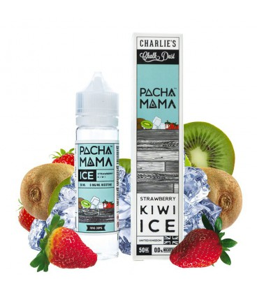 Strawberry Kiwi Ice Pachamama 50ml