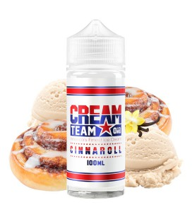 Cinnaroll 100ml Kings Crest E-liquid