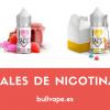 Sales de nicotina: características y ventajas